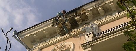 Ремонт и реставрация фасадов в Тернополі