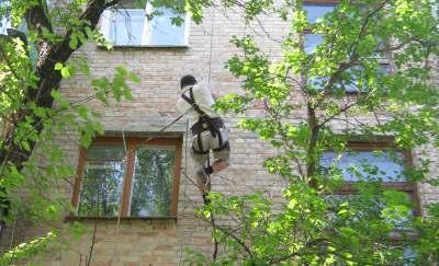 Монтаж антен, кондиціонерів, кабелю та ін. в Тернополі