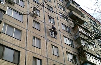Герметизація міжпанельних швів в Тернополi